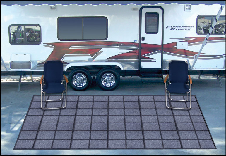 complete patio mats mat awning dp rug trailer lin rv kit finish outdoor